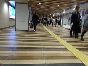 谷町線→ハルカス