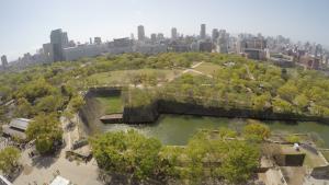 本当はこの景色を見ながら、みんなで日本の将来でも語り合いたかった(笑)