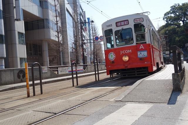Miyuの熊本市電(路面電車)体験レポート♪